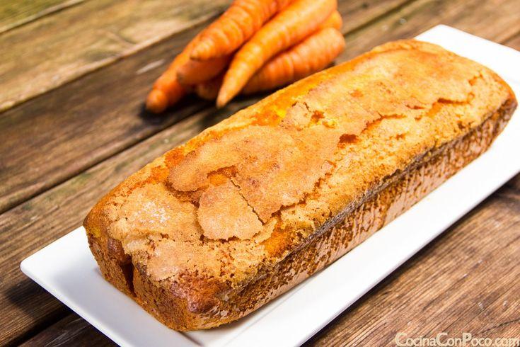 La receta de hoy del bizcocho de zanahoria es apta para celiacos e intolerantes a la lactosa. ¿Que buena manera de empezar el mes, verdad?. Es una receta rescatada de mi infancia, a mi madre le enc…