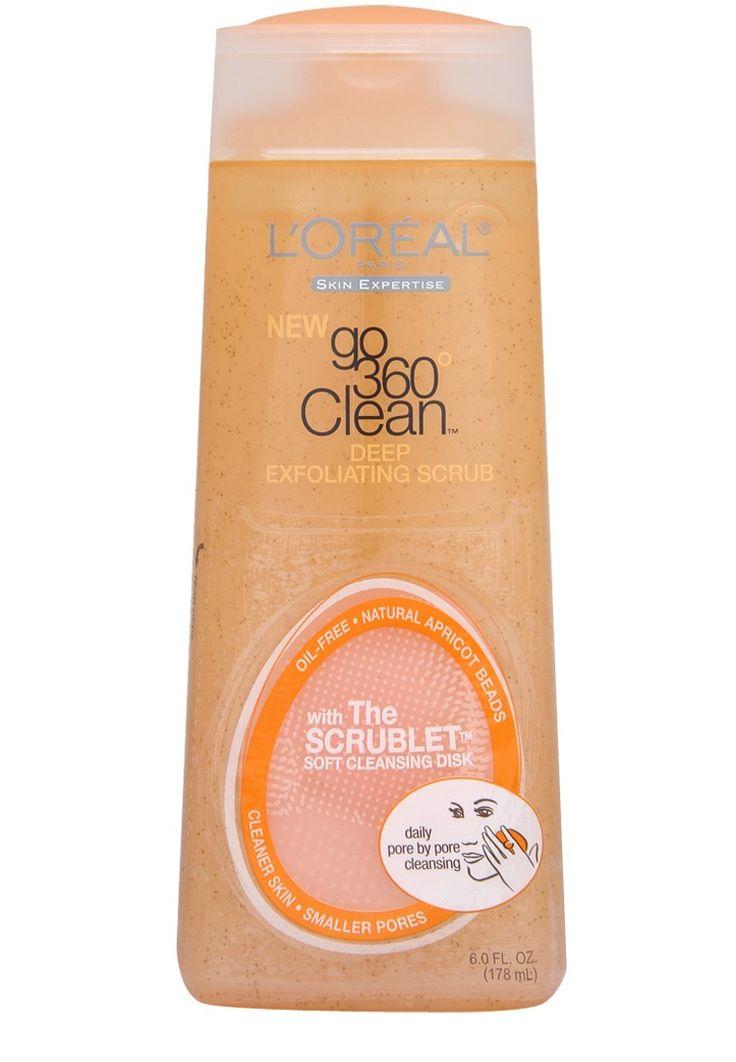L'Oreal Paris Go 360 Clean Deep Exfoliating Scrub 178 ml To Buy : http://onerx.in/loreal-paris-go-360-clean-deep-exfoliating-scrub-178ml.html