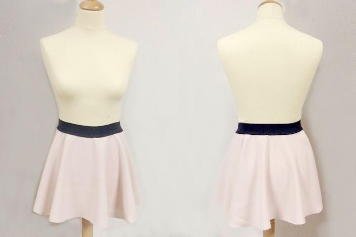 Basique du dressing : la jupe patineuse  - Mondial Tissus