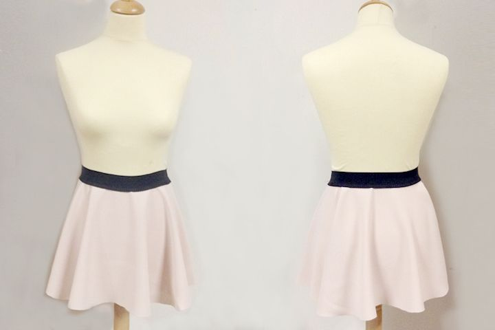 Basique du dressing : la jupe patineuse - Mondial Tissus Mondial Tissus