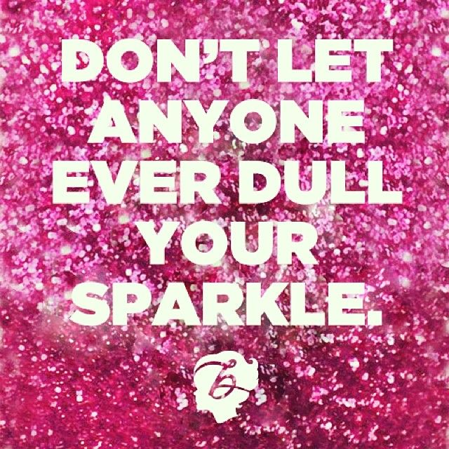 TGIF, Benebabes! Some sparkly words of wisdom for the weekend. #benefitcosmetics #wordsofwisdom