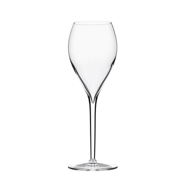 Prive Grand Cru Champagneglas 33 cl, 6-pack, Italesse