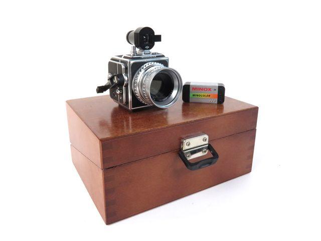 Appareil photo miniature Hasselblad Minox