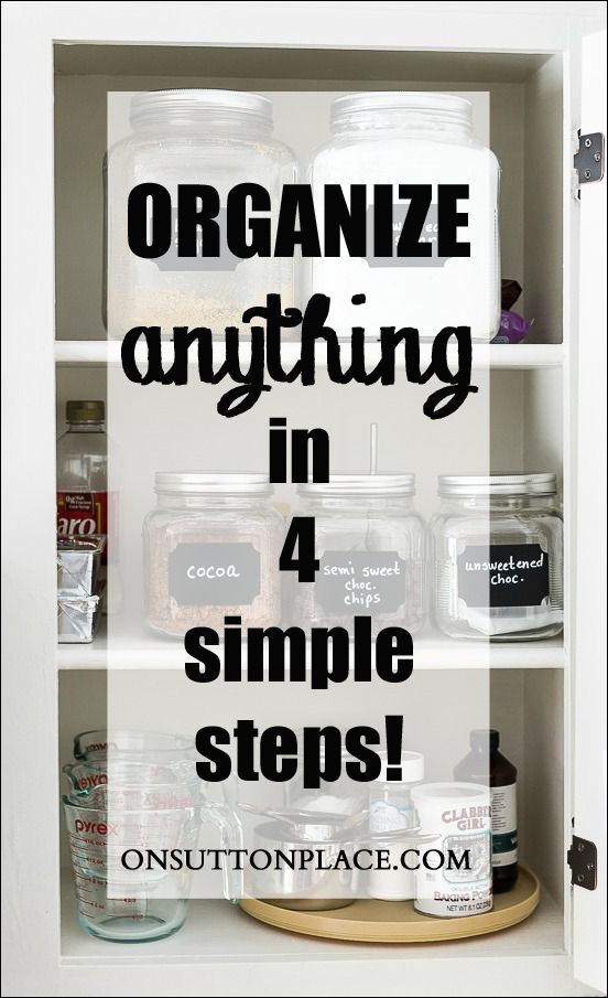 1 Make Four Piles The Great Closet Clean Out Is Your: 1000+ Images About ORGANIZING TIPS