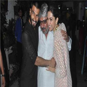 Deepika Padukone and Ranveer Singh may come together again in Sanjay Leela Bhansalis Padmavati