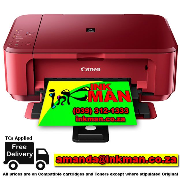 #Save BIG on #Canon compatible #inkjet #cartridges from @INKmanKZN! #Printers #freedelivery #KZN http://bit.ly/28ICcL8
