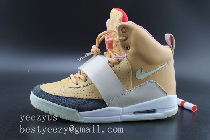Air Yeezy 1 Tan Net Glow In Dark In Stock