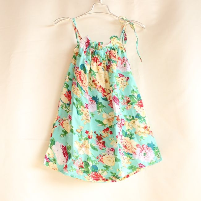 girls' dress 2015 new fashion tank children dress 100% cotton kids clothes 3T-9T - http://www.aliexpress.com/item/girls-dress-2015-new-fashion-tank-children-dress-100-cotton-kids-clothes-3T-9T/32264335275.html