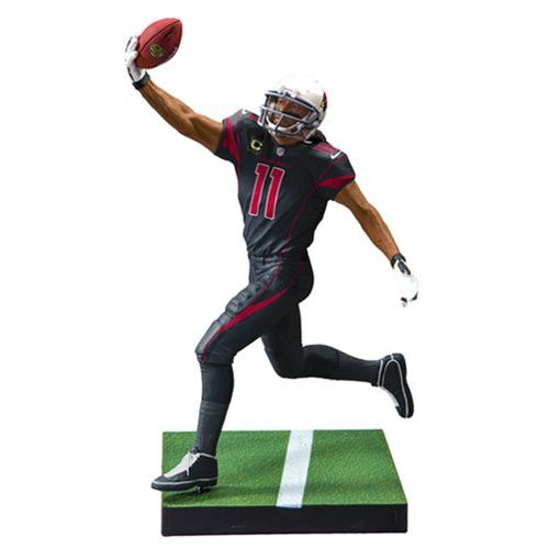 NFL Madden 18 Ultimate Team Series 1 Larry Fitzgerald Action Figure