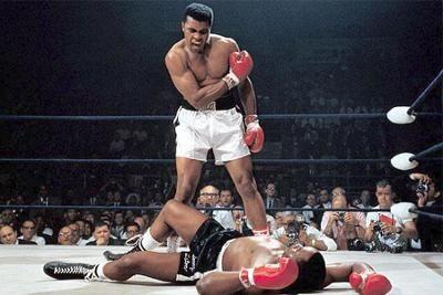 Muhammad Ali: 'Greatest' boxer, showman, ambassador