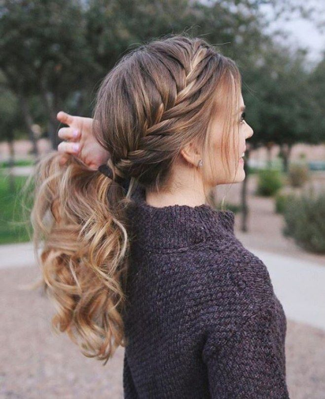 From romantic to rocking: Great braiding for long hair