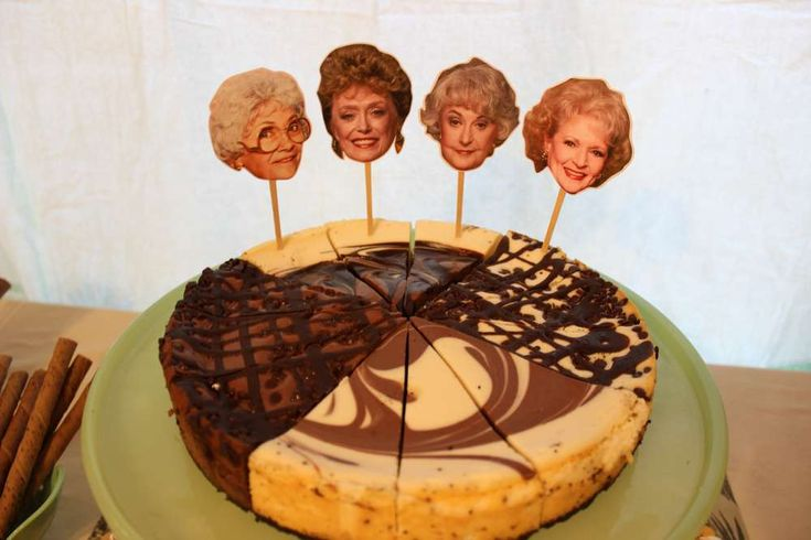 The golden girls Dinner Party Party Ideas | Photo 14 of 85