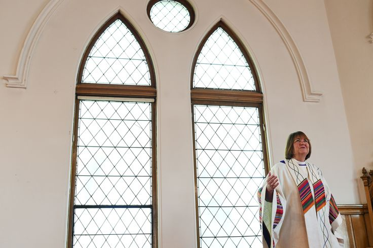 Future LGBTQ ministers on edge over first openly lesbian bishop's pending court decision