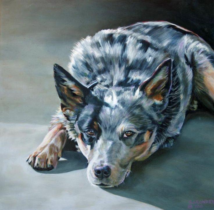 Canine Portraits - Home