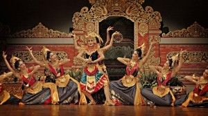 Tarian Tradisional Ciwa Nataraja Bali