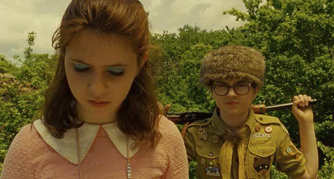 Moonrise Kingdom (Un reino bajo la luna)
