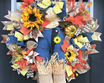University of Texas wreath Hook Em Horns football by MeshMebyAng