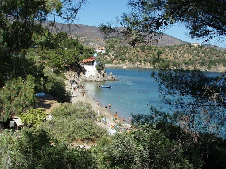 Agios Ermogenis Beach Lesbos