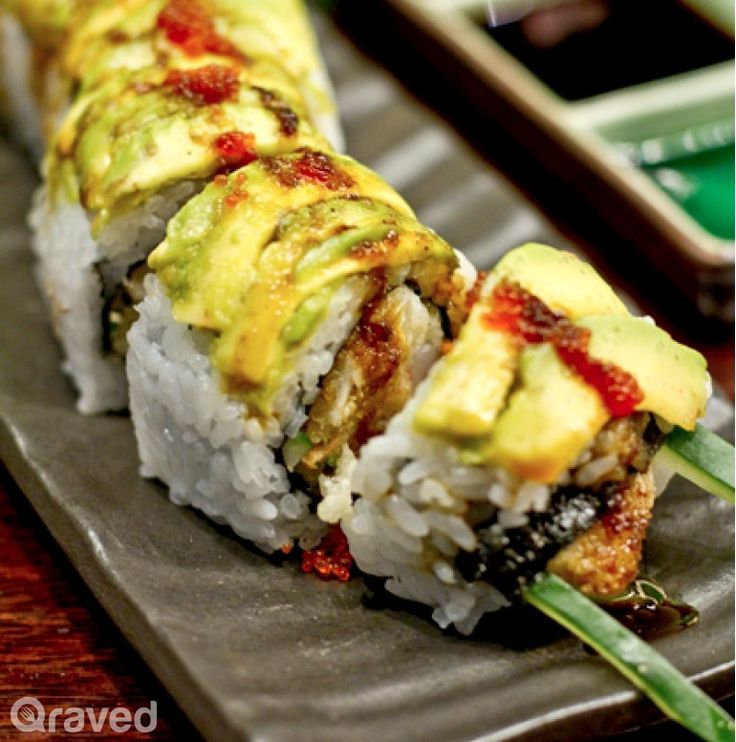 Alligator Roll at Sushi Groove Grand Indonesia