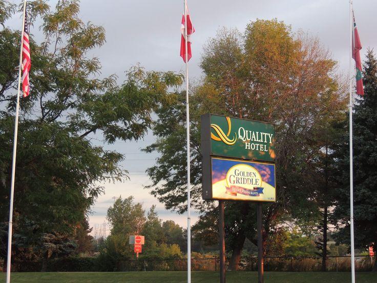 Quality Hotel Stoney Creek Ontario