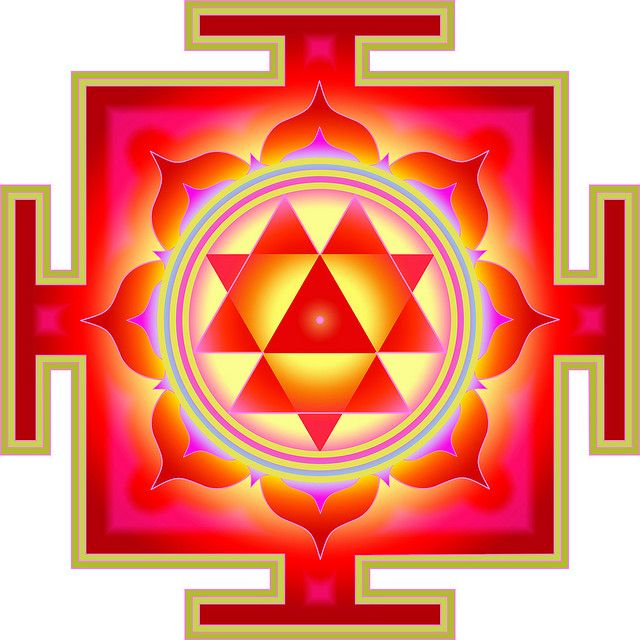 Durga yantra | Flickr - Photo Sharing!