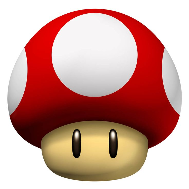 Ginormous Mushroom - super-mario-bros Photo and images for games