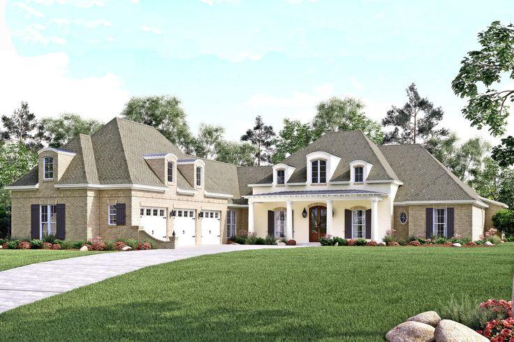 Bridgefield House Plan