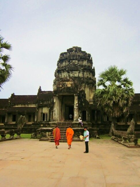 Angkor Wat, Seam Reap, Cambodia #trip #adventure #culture