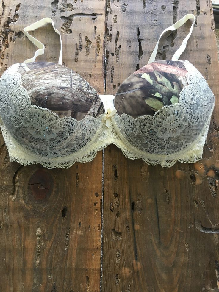 Mossy Oak Break Up Country Lace Bra