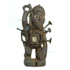 Nkisi Power Figure [Конго], 26 см