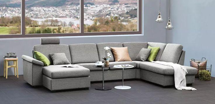 Choice modulsofa oppsett A › Sofa - velg blant flotte modeller eller bygg din egen modulsofa › Sofaer › Fagmøbler
