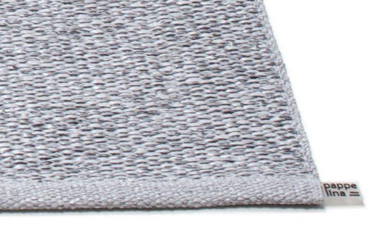 pappelina Svea grey metallic