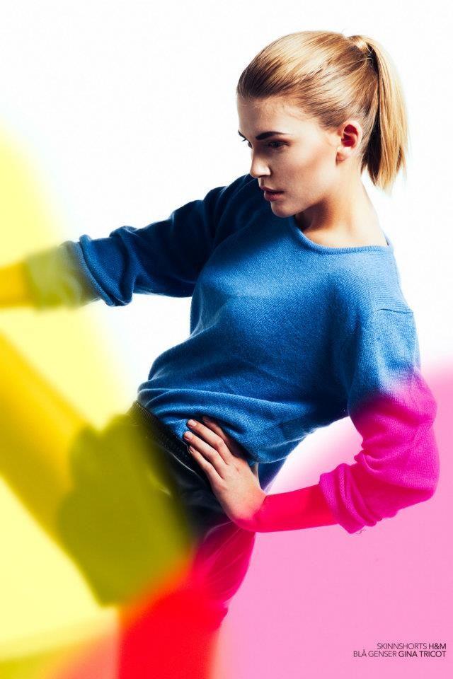 Fotograf: Simen Platou Modell: Karin (Team models) Makeup: meg Hår: meg & Rachel Borgund