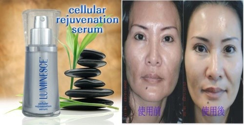 Look younger, healthier, and more radiant with LUMINESCE™ CELLULAR REJUVENATION SERUM. Developed by renowned Cosmetic Surgeon and Dermatologist Dr Nathan Newman, daily application of LUMINESCE™ results in damaged SKIN CELL REPAIR and new SKIN TISSUE REGENERATION, leaving skin luminous, smooth, and firm.