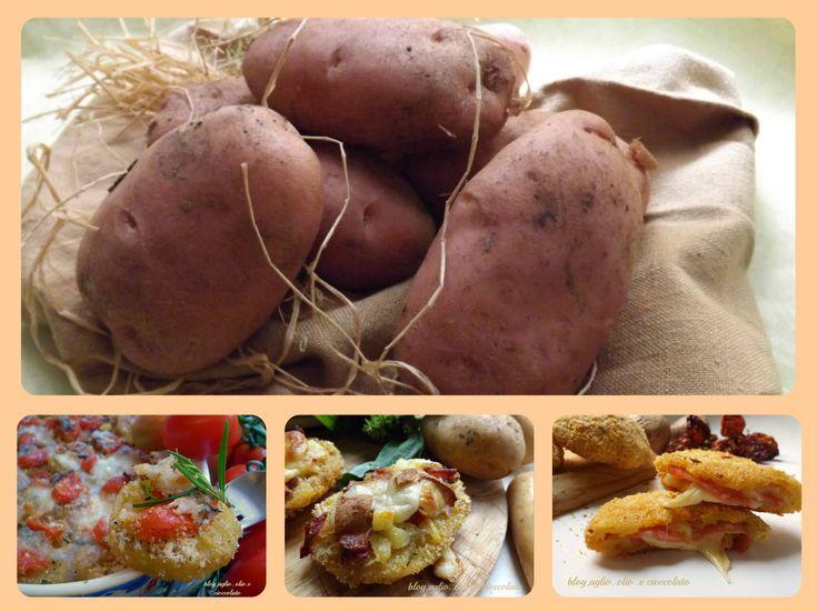 raccolta di ricette con le patate http://blog.giallozafferano.it/rocococo/raccolta-di-ricette-con-le-patate/