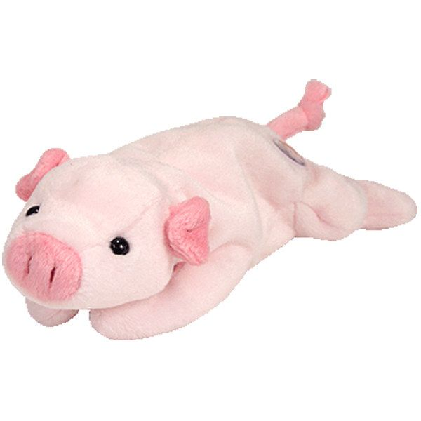I got Squealer The Pig! Which Original Beanie Baby Speaks Directly To Your Soul?