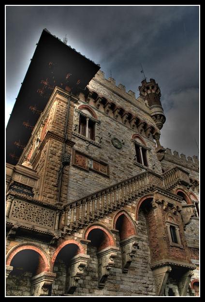 Palazzo Mackenzie - Genova