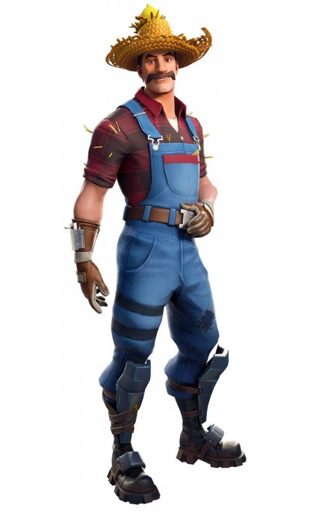Here S Every Skin Available In Fortnite Season 8 S Battle Pass