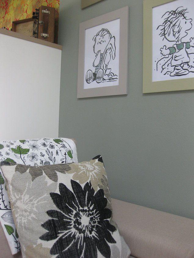 Pistacchio e Caffè - Tinteggiatura, Decorazione, Carte da Parati   Di che colore sei