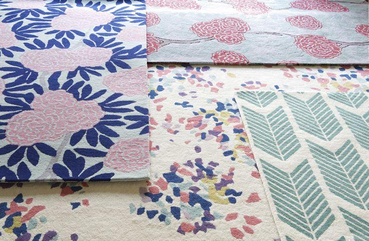 Caitlin Wilson Textiles Rug Collection