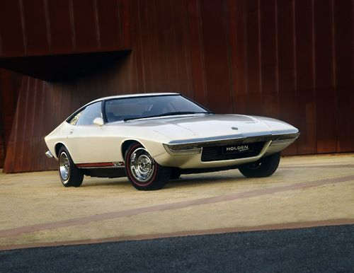 ❦ 1970 Holden GTR-X Concept Car