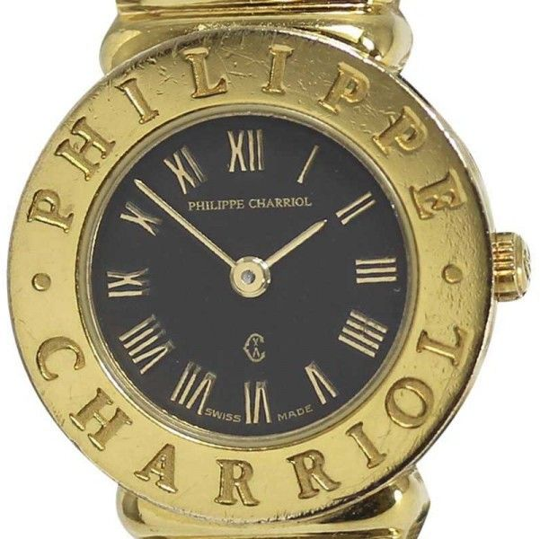 Philippe Charriol ST.TROPEZ Stainless Steel 24.5mm Womens Watch