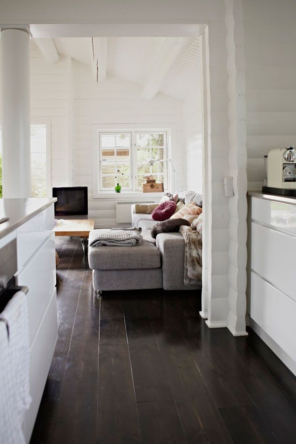 A SUMMER COTTAGE IN DENMARK   THE STYLE FILES