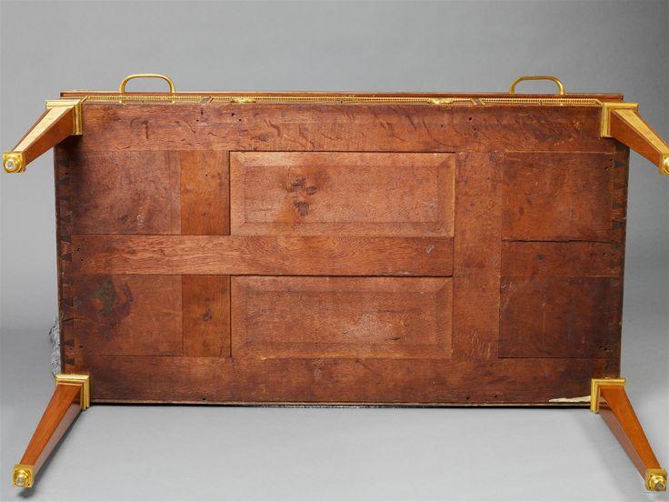 David Roentgen, Neuwied, um 1790.Zylinderbüro von David Roentgen, Auktion 1066 Kunstgewerbe, Lot 1074