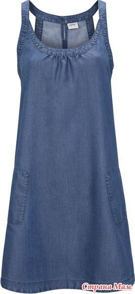 Джинсовая одежда для женщин. Моделирование. - Страна Мам