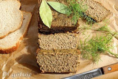 Di gotuje: Pasztet drobiowy z grzybami