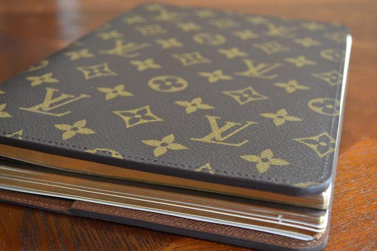 Louis Vuitton Desk Agenda via  tHe AgEnda cLub : ) - Page 209 - PurseForum