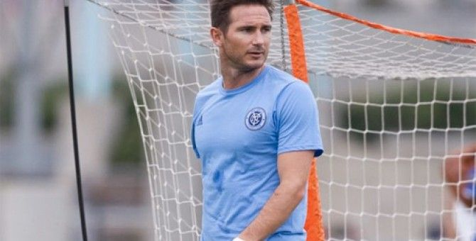 Lampard Man City have parted on time