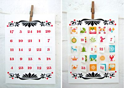 download this sweet free advent calendar from Mibo. Just 10 minutes assembly is required, plus a craft knife, ruler, and glue.: Christmas Advent Calendar, Holidays Printable, Advent Calendars, Printable Advent Calendar, Home Decor, Free Printable, Paper Crafts, Christmas Ideas, Christmas Printable