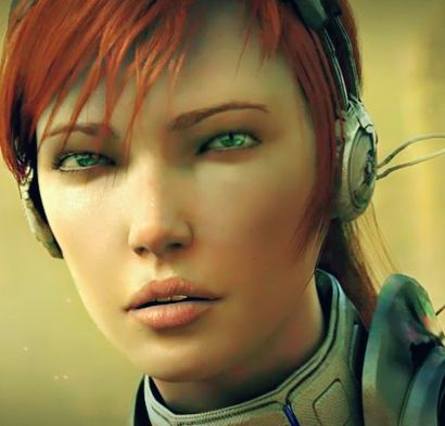 I love Sarah Kerrigan